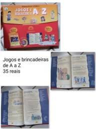 Título do anúncio: livros pedagógicos