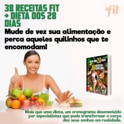 Receita fit +dieta dos 28 dias