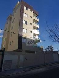 Apartamento com 2 dormitórios à venda, 63 m² por R$ 347.000,00 - Itatiaia - Belo Horizonte