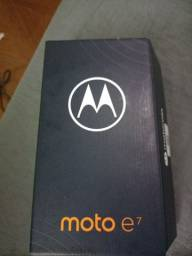 Título do anúncio: Motorola motoe7 32 gigas
