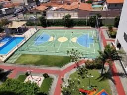 Apartamento com 3 dormitórios à venda, 90 m² por R$ 490.000,00 - Vila União - Fortaleza/CE