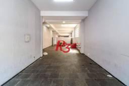 Loja, 33 m² - venda ou aluguel - Encruzilhada - Santos/SP