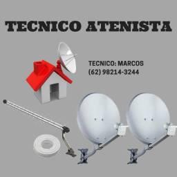 Antenista - Técnico instalador
