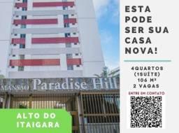 Título do anúncio: Oportunidade , Alto do Itaigara , 4/4 com suíte , 2 vagas , Infra total , 106m²