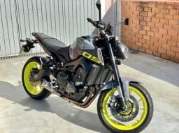 Moto Yamaha MT 09 2018