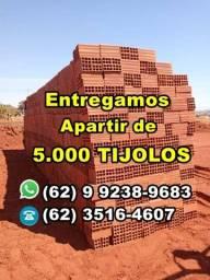 Tijolo Furado 09x14x29 - Promoção