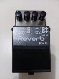 Pedal Boss Reverb RV6