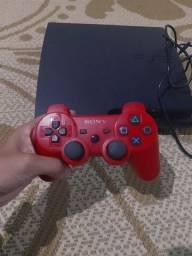 Título do anúncio: Vendo PS3 desbloqueado hem