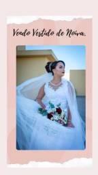 Vestido de noiva perfeito estado