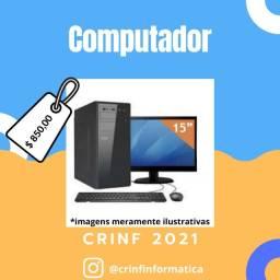 Computador Core 2 Duo E7500