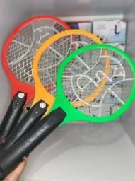 Raquete eletrônica mosquiteiro ( pronto entregar)