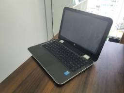 Notebook Hp Hewlett core i3 500GB HD 4GB ram até 12x