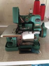 Máquina de Costurar - Overlock semi industrial