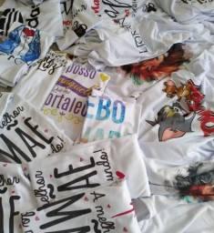 T-shirts atacado