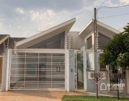 Título do anúncio: Casa com 2 dormitórios à venda, 120 m² por R$ 510.000,00 - Jardim Tóquio - Maringá/PR