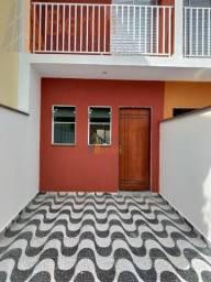 Casa Tipo Sobrado com 2 dormitórios no Jardim Santo Amaro na Zona Norte de Sorocaba com 1