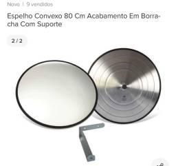 Espelho segurança convexo 60 cm