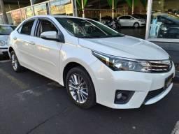 Toyota Corolla 2.0 Xei 16/17 Automático. Vendo Troco Financio
