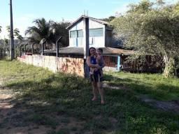 Sítio no Rio Preto da Eva.