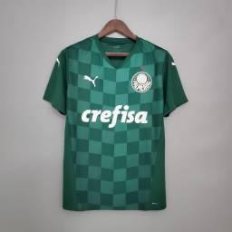 Camisas Palmeiras 2021 - importada