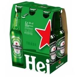Heineken com 24/12 longnecks 330 ~ 600ml