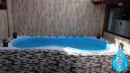 TA - Piscina feijão - Direto da única fábrica de piscinas de Divinópolis e região!!