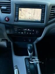Título do anúncio: Honda Civic Exs com teto solar 1.8 2013