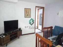 Casa à venda com 2 dormitórios em Cachambi, Rio de janeiro cod:C70361