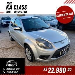 Ford Ka Class 2013 Completão . Carro Extra.