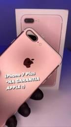 iPhone 7 Plus-NA GARANTIA!!