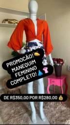 MANEQUIM RETO