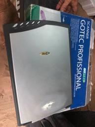 projetor e scaner para venda