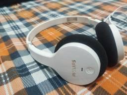 Fone Philips Bluetooth shb4000