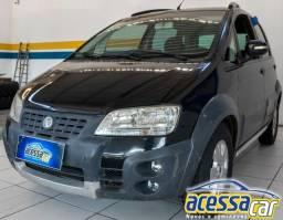 Fiat Idea Adventure 2007/1.8 - ACC Troca!