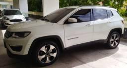 Jeep Compass Longitude - Para Pessoas Exigentes - Branco Pérola