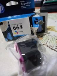 Título do anúncio: Cartucho HP 664 novo