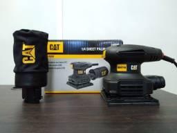 Título do anúncio: Lixadeira Oscilante 240W 110 mm CAT carterpiller