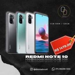 Redmi Note 10 128gb na PROMOÇÃO!