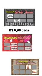 Raspadinhas 0,99