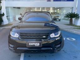 Título do anúncio: Range Rover Sport 3.0 HSE 4x4 V6 TD - Diesel