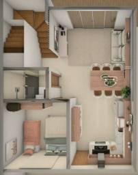 FA41 Casa com 4 quartos em Tamandaré