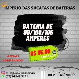 NAO ESPERE $$$$ DESAPEGA $$$ BATERIAS VELHAS