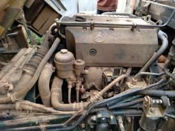 Título do anúncio: Motor om904 Mercedes completo excelente estado