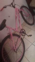 Bicicleta poti semi-nova