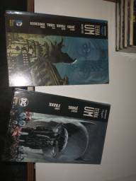 HQ Batman Terra Um Volumes 1 e 2