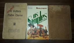 Guerra Junqueiro  - Horas de Combate (1924), A Velhice do Pe. Eterno (1966) e Os Simples
