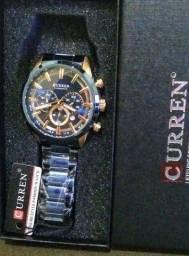 Relógio Curren promoção.
