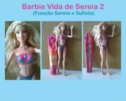 Título do anúncio: Barbie Vida de Sereia 2
