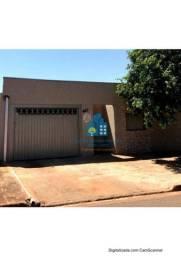 Título do anúncio: Casa com 4 dormitórios à venda, 150 m² por R$ 260.000 - Jardim Tijuca - Campo Grande/MS