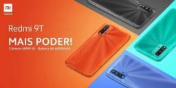 Xiaomi RedMi 9T 128GB Versão 6GB RAM. Lacrados! Pronta entrega em Fortaleza!